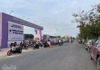 Cần bán gấp lô đất 125 m2, mặt tiền 12m, sổ hồng riêng Giá 1tỷ4, gần chợ và các KCN lớn Tân Đô