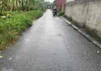 Gia đình cần bán 75m2 đất gần học viện Tòa Án thôn Giao Tất, Kim Sơn, Gia Lâm