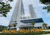 Bán căn hộ Vinhomes West Point, DT 112m2, thiết kế 3 phòng ngủ, giá chỉ từ 3.9 tỷ, LH: 0983689571