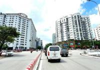 Bán tòa nhà MP Trần Thái Tông. 350m2 9 tầng, mặt tiền 30m, lô góc 2 mặt phố lớn, vỉa hè kinh doanh