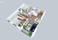 Cần chuyển nhượng gấp căn hộ 2PN 2WC 64m2 bằng giá HĐMB 2.015 tỷ tại dự án Geleximco 897 Giải Phóng