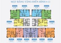 Bán lại căn hộ 75m2, 2PN giá 2,1 tỷ, full nội thất