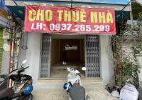 Cho thuê nhà mặt tiền đường Xô Việt Nghệ Tĩnh đoạn 2 chiều