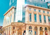 Bán tòa nhà MP Nguyễn Thái Học, 9 tầng, MT 6m, vị trí đẹp nhất phố