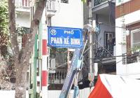 Nhà cực hiếm Phan Kế Bính, MP, vỉa hè khủng, KD đỉnh 50m2, MT 5.8m, chỉ 12 tỷ