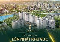 Căn hộ resort Quận 12, liền kề công viên phần mềm Quang Trung. Giá gốc CĐT, hỗ trợ vay