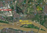 Chính Chủ Bán 99.6m2 Hải Bối, Sát Đường Quy Hoạch Ven Sông, View Sông Hồng LH: 0985491326