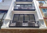 Chính chủ cho thuê nhà mặt phố Nguyễn Khang; 65m2 * 6 tầng; thông sàn; 32tr/1 tháng