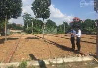 Cần bán lô đất, Tân Xã, Hà Nội, cạnh khu CNC 93,8m2 - MT 5m giá hơn 1 tỷ