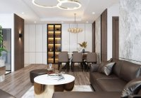 Chính chủ bán cắt lỗ sâu căn hộ 2PN 2VS 75m2 chung cư Green Park số 1 Trần Thủ Độ giá 1tỷ950