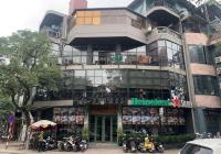 Nhà mặt tiền 10m diện tích 100m2 x 4 tầng. Mặt phố Trần Thái Tông, ngay ngã 4 Cầu Giấy - Xuân Thủy