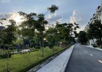 Bán biệt thự NV11 - 07 162m2 dự án Lideco Hoài đức, mặt tiền 9m, đối diện công viên lớn nhất khu