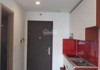 Chính chủ bán căn hộ 3 mặt tiền 1PN officetel, nội thất cơ bản, vào có thể ở ngay