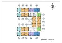 Nhượng bán căn 2PN dự án Geleximco 897 Giải Phóng, LH 0867 033 683