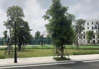 Bán BT đơn lập góc ĐB-TB khu Ngọc Trai diện tích 650m2 view vườn hoa, hồ giá 59 tỷ, LH 0983008636