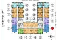 Bán căn hộ chung cư Geleximco 897 Giải Phóng 62m2, 2 PN giá 1,79 tỷ