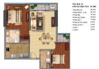 Chính chủ cần bán gấp căn hộ 94,3m2 Times City 2PN sáng