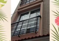 Cần cho thuê gấp nhà khu vực Tôn Thất Thiệt, DT 80m2 x 4 tầng. Gía chỉ 18tr/tháng