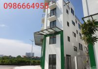 Bán căn shophouse Khai Sơn Long Biên 90m2 ngay công viên, giá rẻ: LH 0986664955