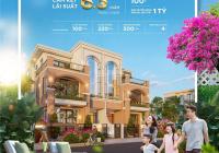 Aquacity tt 375 triệu sở hữu,ck 220 triệu cổ phiếu, ck 15%, tặng booking và  t.kế sân vườn 600 tr