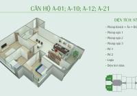 Bán nhanh căn hộ 3 phòng ngủ ban công ĐN chung cư Eco Dream ngõ 300 Nguyễn Xiển giá rẻ
