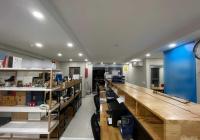 Bán văn phòng công ty 117m2 Officetel The Gold View Quận 4 bao gồm nội thất