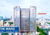 Giảm 567 triệu - Căn hộ cao cấp The Marq - 2 phòng ngủ, 73m2, tầng 20. Giá mùa dịch: 16 tỷ