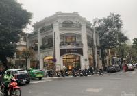 Cho thuê nhà lô góc MP Tô Hiến Thành: 50m2 x 5 tầng, MT 15m, nhà mới, thông sàn, rb. LH: 0974557067