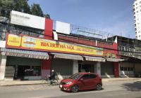Cho thuê nhà MP Tam Trinh giáp Minh Khai 330m2, mặt tiền 30m, nhà thông sàn. KD mọi mô hình