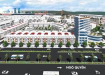 Ngô Quyền Shopping Street