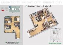 Thiết kế căn hộ A1.2-1