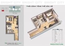 Thiết kế căn hộ A1.2-4