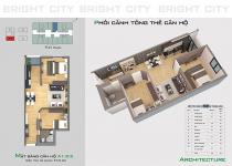 Thiết kế căn hộ A1.2-5