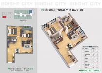 Thiết kế căn hộ A1.2-8