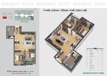 Thiết kế căn hộ A1.2-9