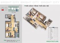 Thiết kế căn hộ A1.2-10