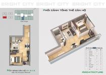 Thiết kế căn hộ A1.2-13