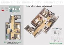 Thiết kế căn hộ A1.2-15