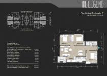Thiết kế căn hộ B1, B2, B3, B4