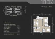 Thiết kế căn hộ A1, A2, B1, B2