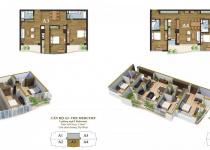 Thiết kế căn hộ A3