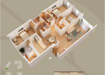 Thiết kế căn hộ 02-A