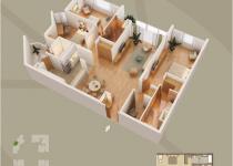 Thiết kế căn hộ 04-A