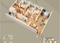 Thiết kế căn hộ 07-A