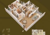 Thiết kế căn hộ 07-B2