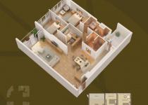 Thiết kế căn hộ 04-C3