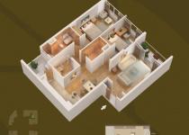 Thiết kế căn hộ 10-C2