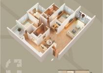 Thiết kế căn hộ 04-D1