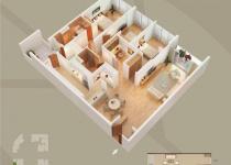 Thiết kế căn hộ 07-D2
