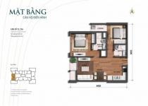 Thiết kế căn hộ 12, 12A